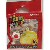 SUPER MARIO 3D LAND オリジナルマスコット ピノキオ 伊藤園