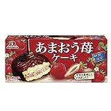 森永製菓 あまおう苺ケーキ 6個 ×6個