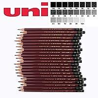 6 ピース/ロット三菱ユニ HI-UNI 22C 最先端の描画鉛筆 22 タイプ硬度標準鉛筆オフィス & スクール用品