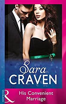 [Craven, Sara]のHis Convenient Marriage (Mills & Boon Modern) (English Edition)