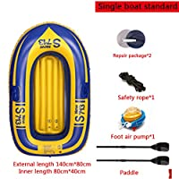 単一の膨脹可能なボートの漁船エアーポンプ/釣座席、等が付いている4つの安全空気部屋(55kgの内の使用のために)