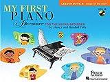 フェイバー・ピアノ・アドヴェンチャーズ: マイ・ファースト・ピアノ・アドヴェンチャー - レッスン・ブック B(CD付)/ハル・レナード社/ピアノ・ソロ