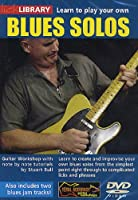 Learn to Play Your Own Blues Solos [DVD] [Import]
