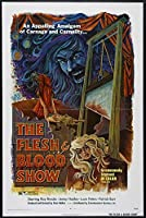 "Flesh and Blood Showポスター27 "" x 40 "" )"