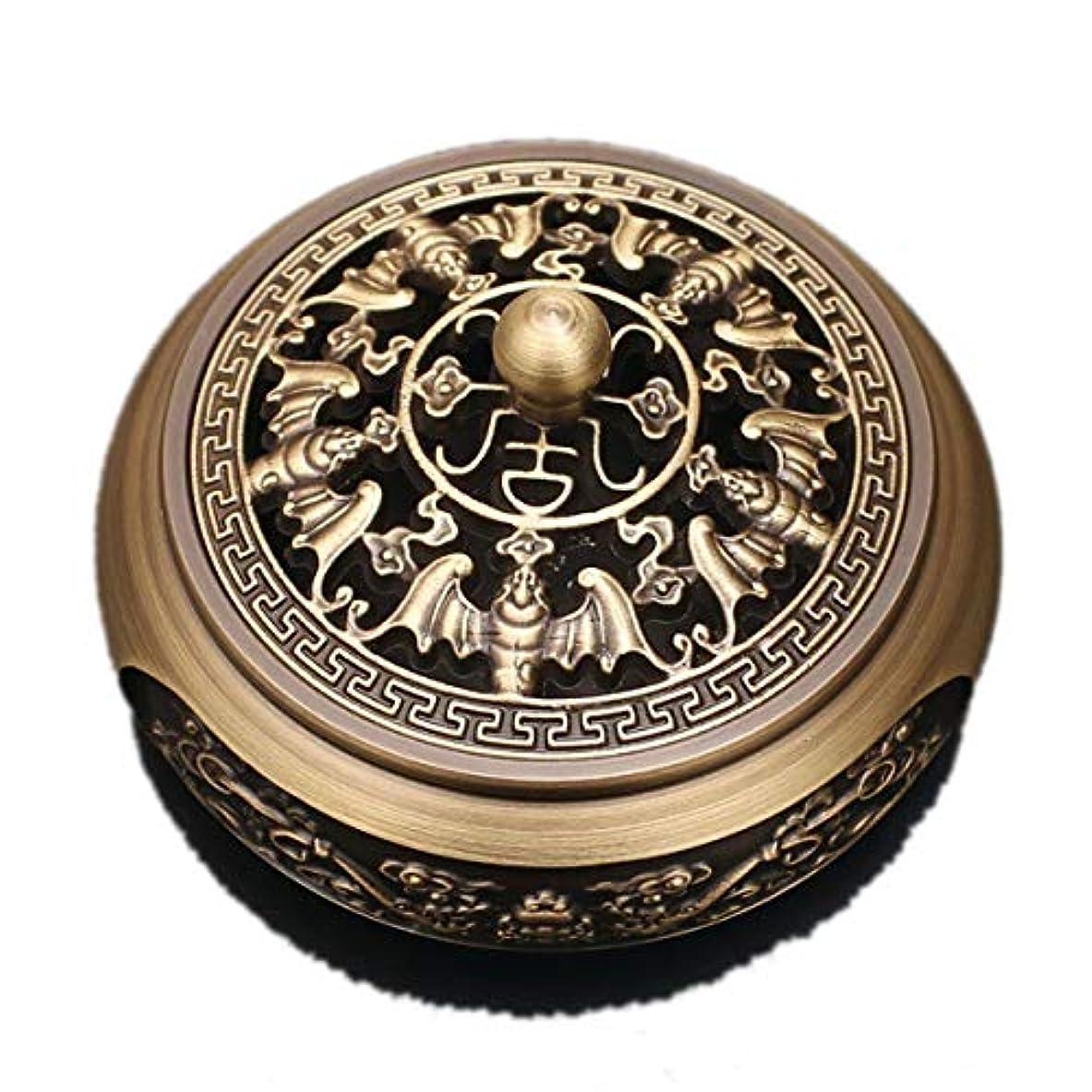 先行する薄暗い再撮り銅香炉純銅香炉アンティークレリーフ家庭食器香炉