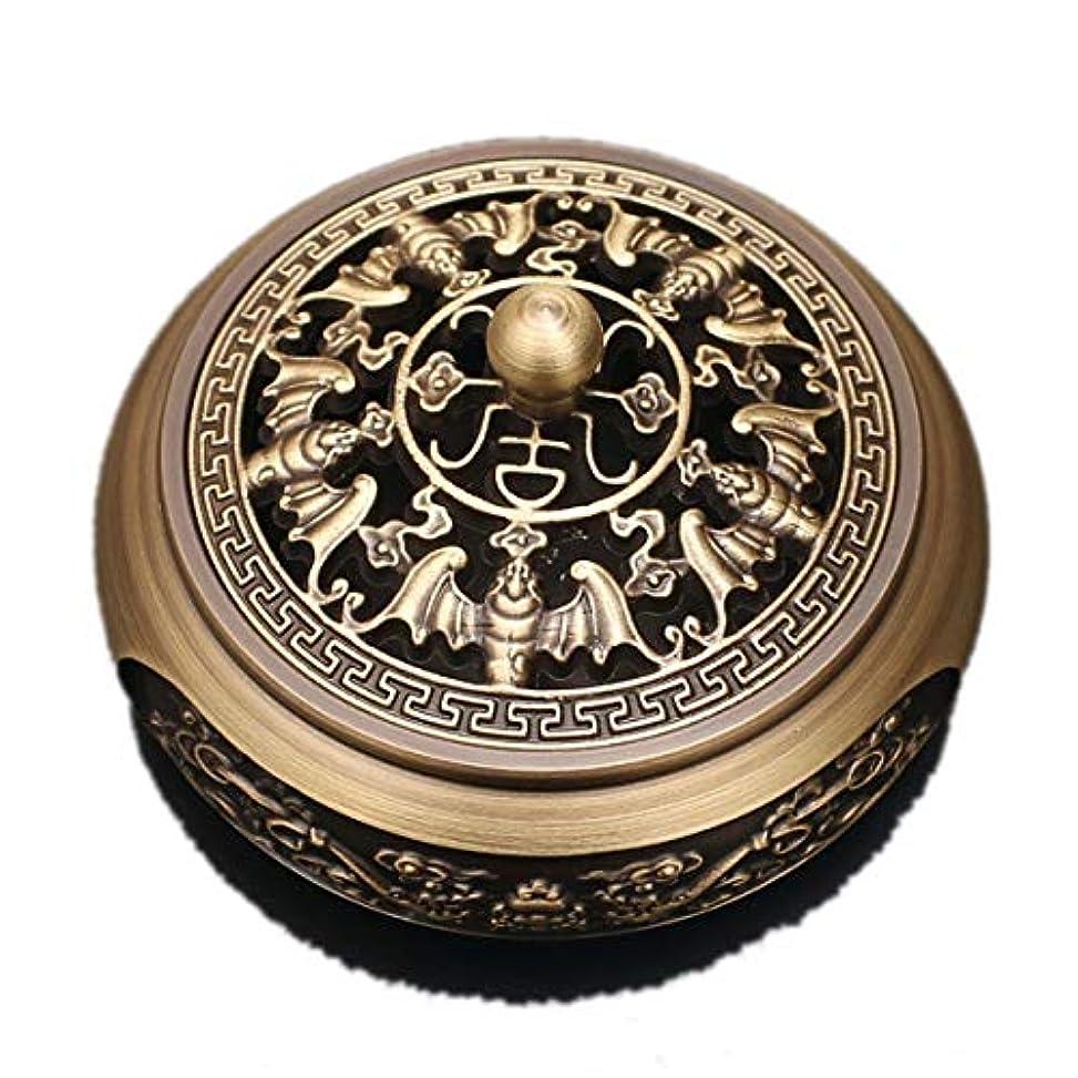 銅香炉純銅香炉アンティークレリーフ家庭食器香炉