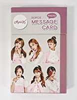 APINK - PHOTO MESSAGE CARD PHOTOCARD 30pcs