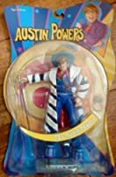 70'S Austin Powers Figure From Goldmember Mip By Mezco Toys By Austin [並行輸入品]