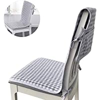 SUND 座布団 ダイニングチェア 椅子用 クッション シートクッション ダイニングチェア ウェディング/結婚式/パーティー用品 取り外し可能45 * 120cm