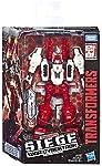 Transformers TRA GEN WFC Deluxe SIXGUN Action Figure, Pack of 4