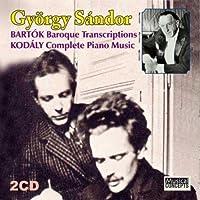 Bartok: Baroque Transcriptions, Highlights