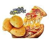 【6袋セット】カルビー ピザポテト 77g コンビニ限定サイズ