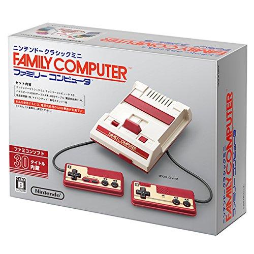 닌텐도 클래식 미니 패밀리 컴퓨터- (Edition:Amazon한정 없음)