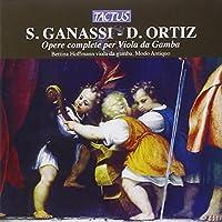 Opere Complete Per.. by Ganassi Dal Fontego (1998-10-19)
