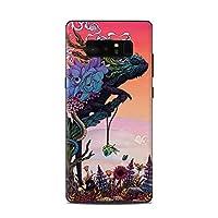 Decalgirl Samsung Galaxy Note 8用スキンシール Phantasmagoria