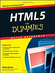 HTML5 For Dummies Quick Reference (For Dummies (Computer/Tech))