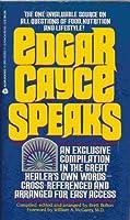 Edgar Cayce Speaks