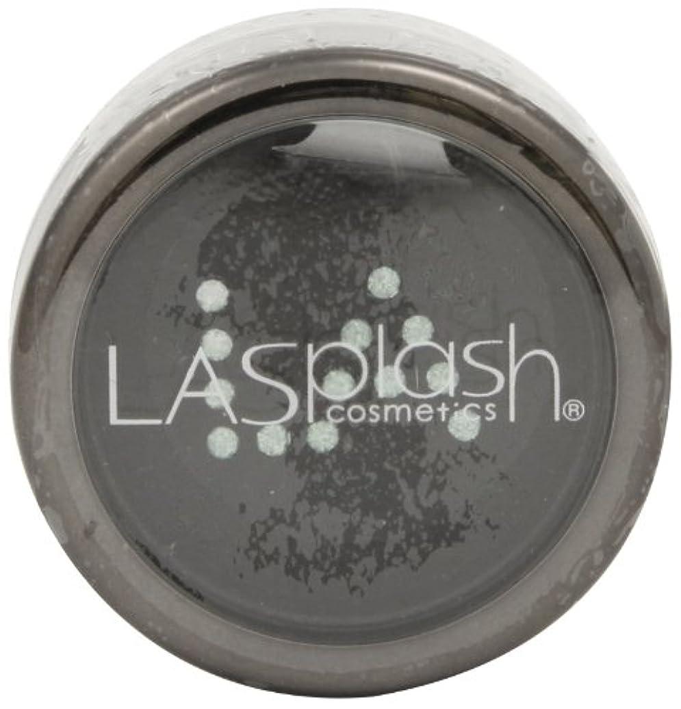 雄弁な喜んでふりをするLASplash ダイヤモンドダストアイシャドウ632エメラルドホワイト