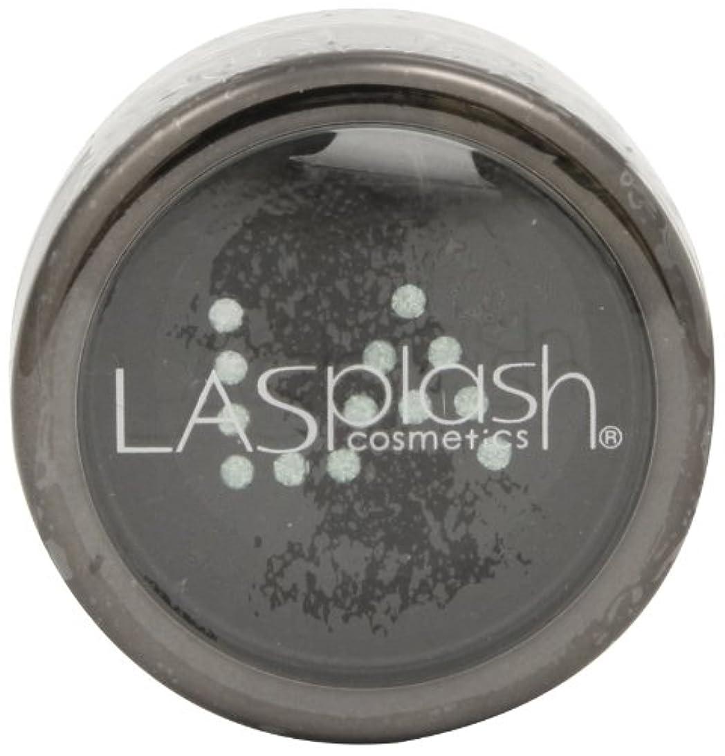 奇妙な主張読者LASplash ダイヤモンドダストアイシャドウ632エメラルドホワイト