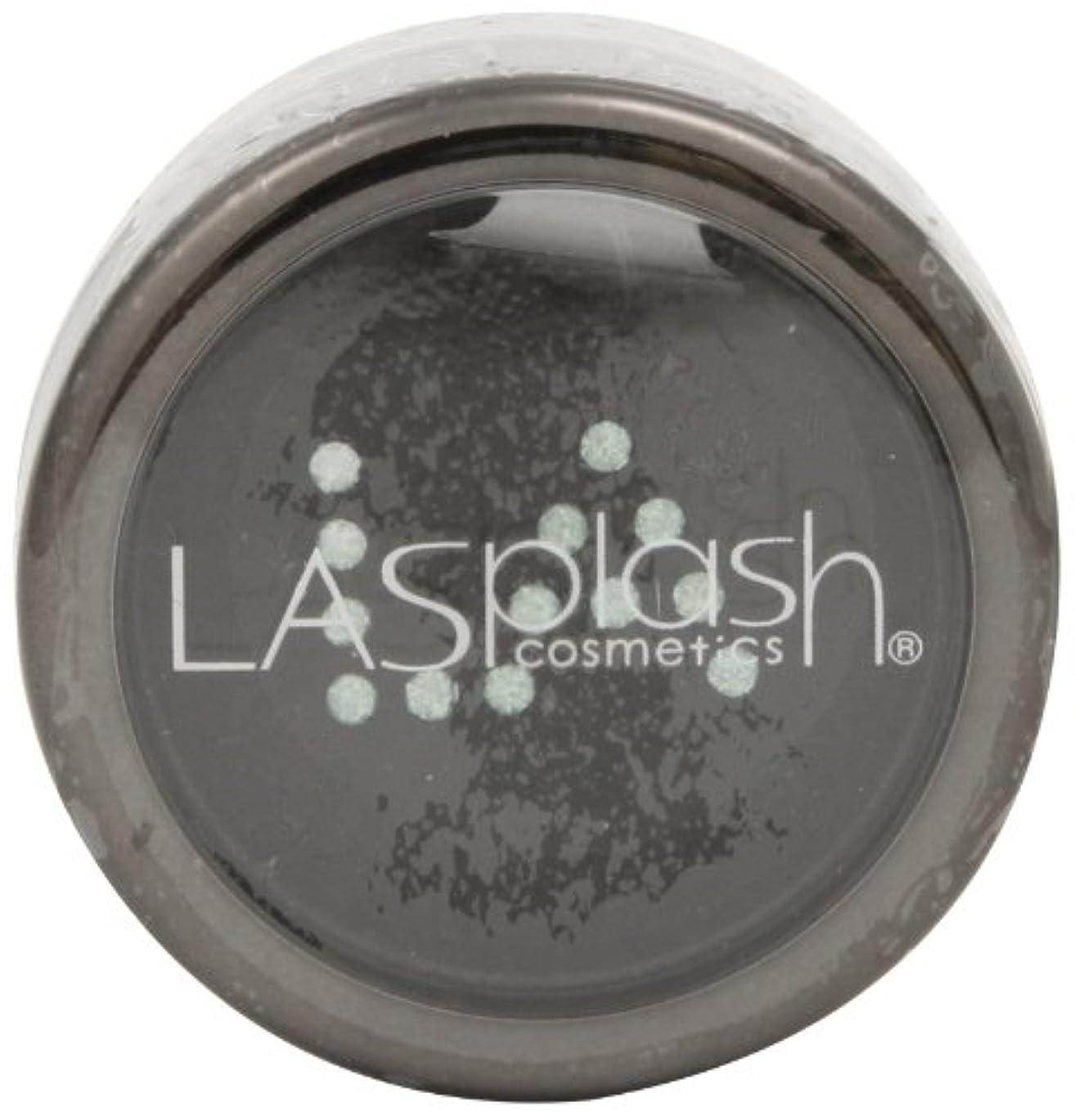 LASplash ダイヤモンドダストアイシャドウ632エメラルドホワイト