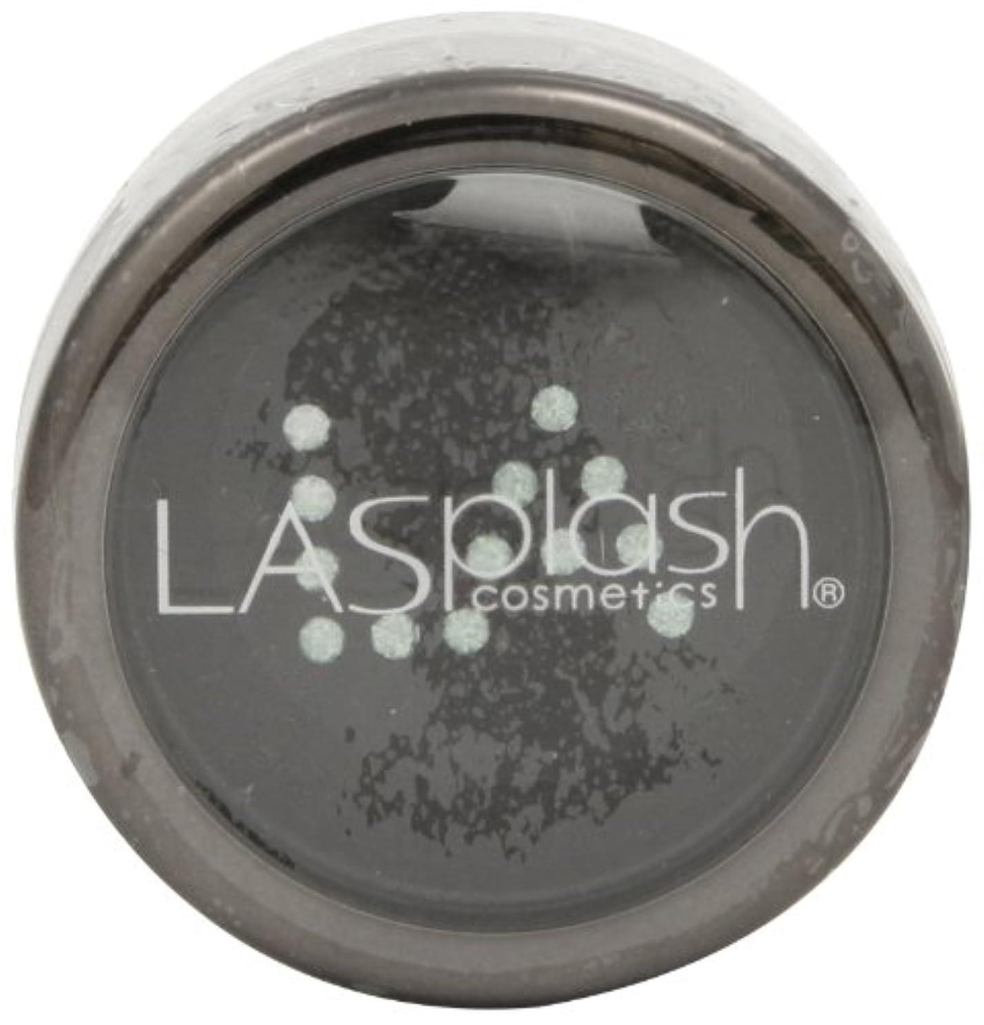 処方ビデオスキャンダルLASplash ダイヤモンドダストアイシャドウ632エメラルドホワイト