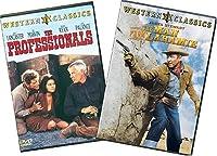 Professionals & Man From Laramie [DVD]