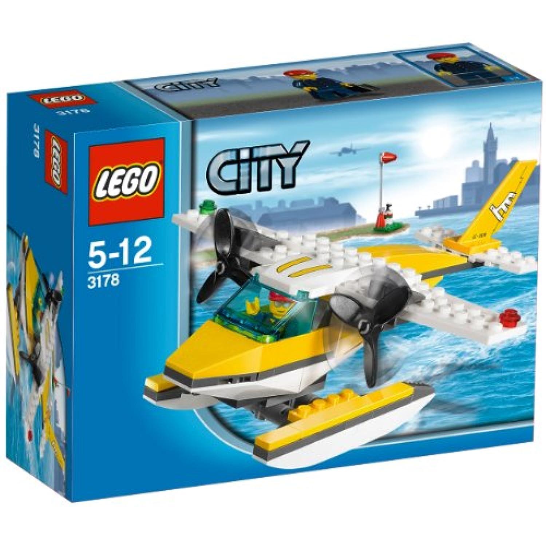 レゴ (LEGO) シティ 水上飛行機 3178