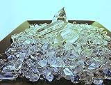 浄化セット 白水晶ポイント さざれ水晶 受け皿の3点セット