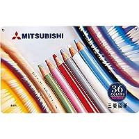 三菱鉛筆 色鉛筆 880 36色 K88036CP Japan
