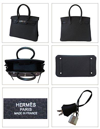 (エルメス) HERMES バッグ エルメス バーキン30 黒 ブラック トゴ シルバー金具 【新品】  HERMES Birkin30 Black Togo Silver Buckle 【NEW】