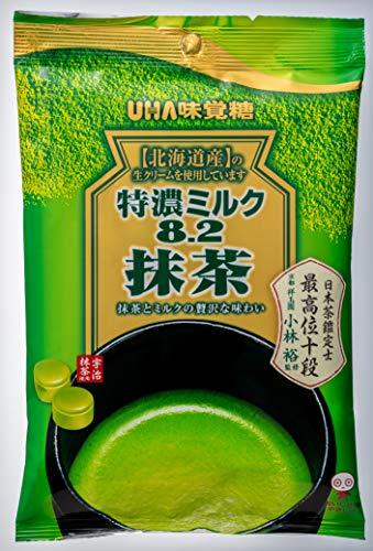 特濃ミルク8.2 抹茶 6袋