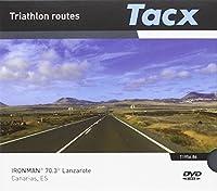 Tacx Films Real Lifeビデオトライアスロン映画Ironman Lanzarote、180 km - スペイン(Blu-Ray)