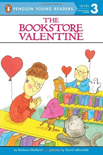 The Bookstore Valentine (Penguin Young Readers, Level 3)の詳細を見る