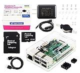 Raspberry Pi3 コンプリートスターターキット (Standard)