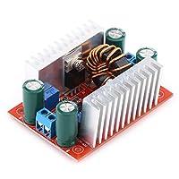 Nrpfell 400W DC-DCステップアップ昇圧コンバーター定電流電源モジュールLEDドライバー昇圧電圧モジュール