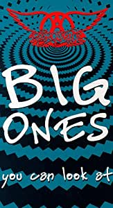 Aerosmith: Big Ones You Can Look at [VHS] [Import]