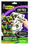 (Teenage Mutant Ninja Turtles) - Colorforms(R) Fun Pack Re-Stickable Sticker Set-Teenage Mutant Ninja Turtles
