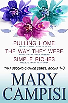 That Second Chance Boxed Set 1: Books 1-3 by [Campisi, Mary]