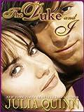 The Duke and I (Wheeler Large Print Book Series)