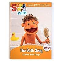 The Bath Song & More Kids Songs - DVD [並行輸入品]