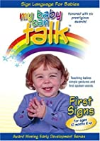 My Baby Can Talk: First Signs [DVD]