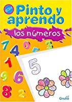 Pinto y aprendo los numeros / Draw and learn the numbers