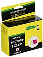 Green Project Inc. LC51M Inkjet cartridge Ink [並行輸入品]