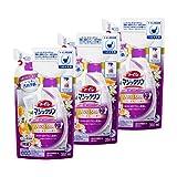 【まとめ買い】トイレマジックリン トイレ用洗剤 消臭・洗浄スプレーアロマジャスミンの香り 詰替用 350ml×3個