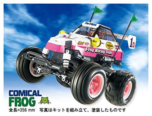 1/10 電動RCカーシリーズ No.673 コミカル マイティフロッグ (WR-02CBシャーシ) 58673