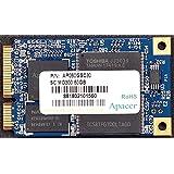 Apacer アペイサー AP060GSC30 mSATA 60GB SSD mSATA 60GB 東芝 BICS FLASH TLC TC58TFG7DDLTA0D バルク品 Sequential R/W (R:390MB/s W:90MB/s)