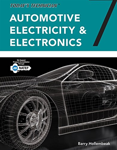 Download Today's Technician Automotive Electricity & Electronics Classroom Manual and Shop Manual 1337618993