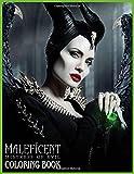 Maleficent Mistress of Evil Coloring Book: Maléfica Maestra del Mal Libro para Colorear