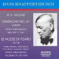 KNAPPERTSBUSCH CONDUCTS MOZART by Knappertsbusch (2003-09-15)