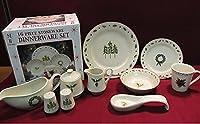 食器類Stoneware 16Piece Set